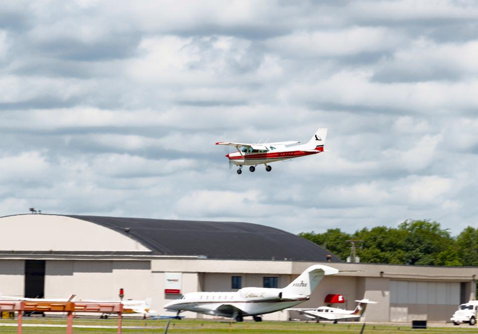Aircraft Rental Minneapolis