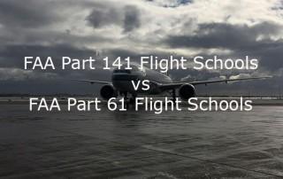Part 141 vs Part 61