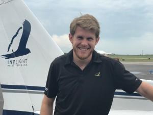 Benjamin - Chief Pilot